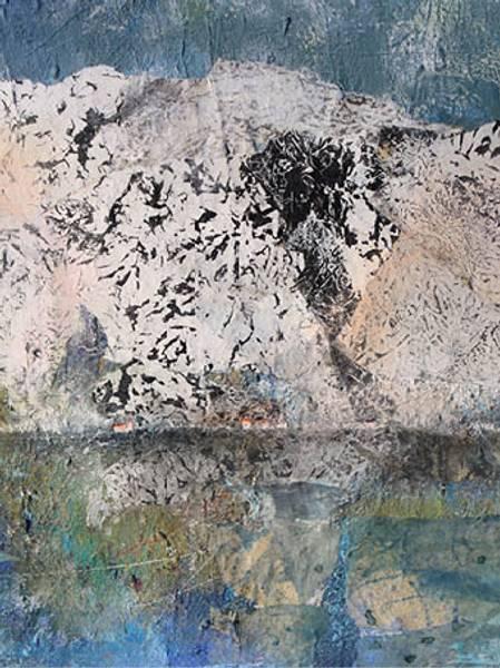 Bilde av Maud Bugge kunstkort SILENCE